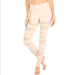 electic yoga unwrap me high waist legging bnwt